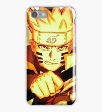 Furious Naruto iPhone Case/Skin