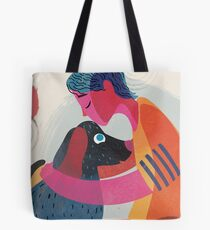 Dogs Love Tote Bag