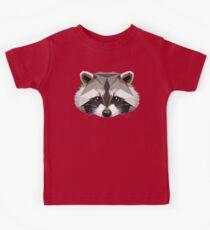 Waschbär Kinder T-Shirt