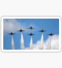 The United States Air Force Demonstration Team Thunderbirds Sticker
