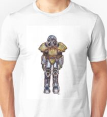T-51 Power Armour T-Shirt