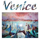 Venice Italy Gifts And Prints by Ballet Dance-Artist