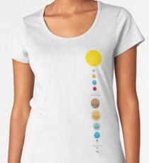 Solar System Women's Premium T-Shirt