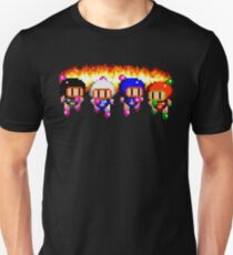Bomberman x 4 T-Shirt