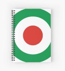 Coppa Italia Spiral Notebook