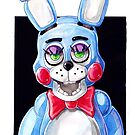 Toy Bonnie by primalarc