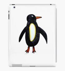 Penguin by Amber iPad Case/Skin