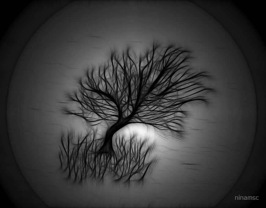 DarkTree by ninamsc