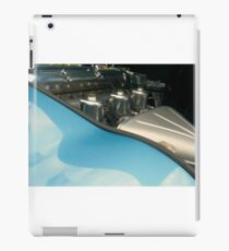 Cool Jaguar Engine Photo iPad Case/Skin