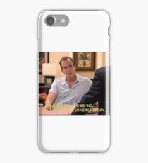 My Gut says no, but it's also very hungry iPhone Case/Skin