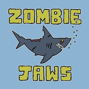 Zombie Jaws  by skanimations
