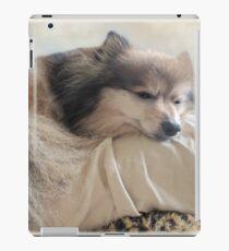 My Sweet, Sleepy Fuzzyman iPad Case/Skin
