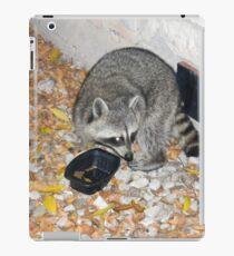 THIEF! (A Lighthearted Cajun Parody) iPad Case/Skin