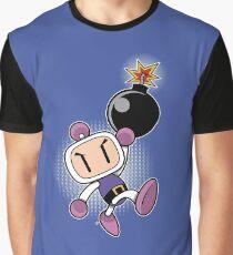 BOMBER JUMP Graphic T-Shirt