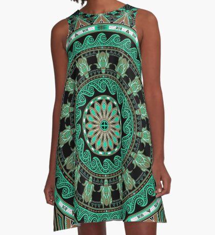 The Turtle (Keya)  A-Line Dress