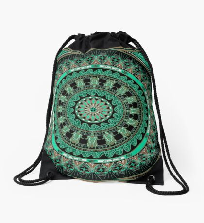 The Turtle (Keya)  Drawstring Bag