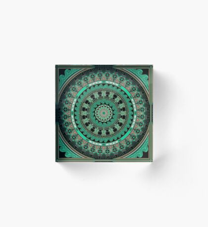 The Turtle (Keya)  Acrylic Block