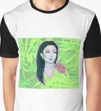 Niki print Graphic T-Shirt