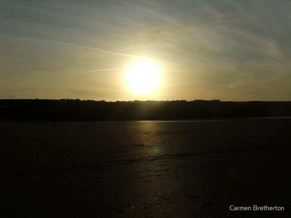 Sunset by Carmen Bretherton
