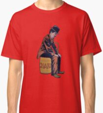 Charlie Chaplin Vintage Classic T-Shirt