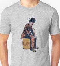 Charlie Chaplin Vintage Unisex T-Shirt