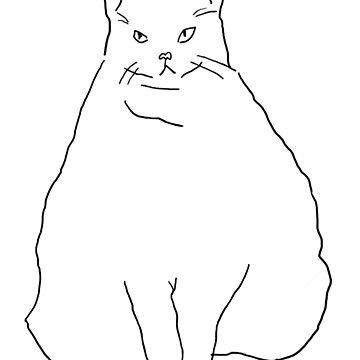 Ugly Cats - Noel by rukaharuka