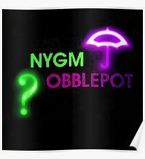 NYGMobblepot ship Poster