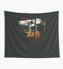 Phone Booth Wall Tapestry