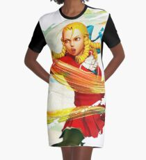 Karin Graphic T-Shirt Dress