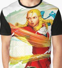 Karin Grafik T-Shirt