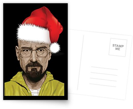 Have a (Walter) White Christmas by MookHustle