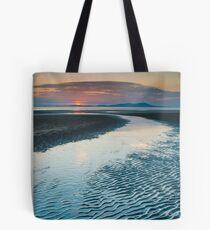 Allonby Sunset - Cumbria Tote Bag
