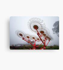 0532 Spyderwheels Canvas Print