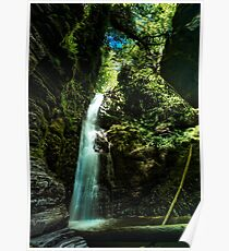 Spout Force, Whinlatter - The Lake District Poster