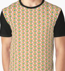 Energetic Abstractions - Painted Chakra Circle #2 Graphic T-Shirt