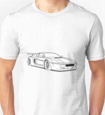 cool car white T-Shirt