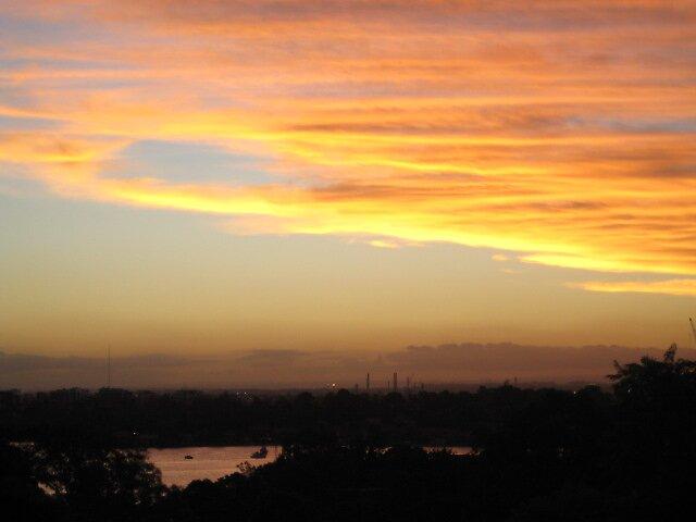 sunset by caz259