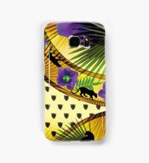 Givenchy cats fashion fantasy Samsung Galaxy Case/Skin