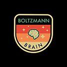 Boltzmann Brain by Pete Mandik