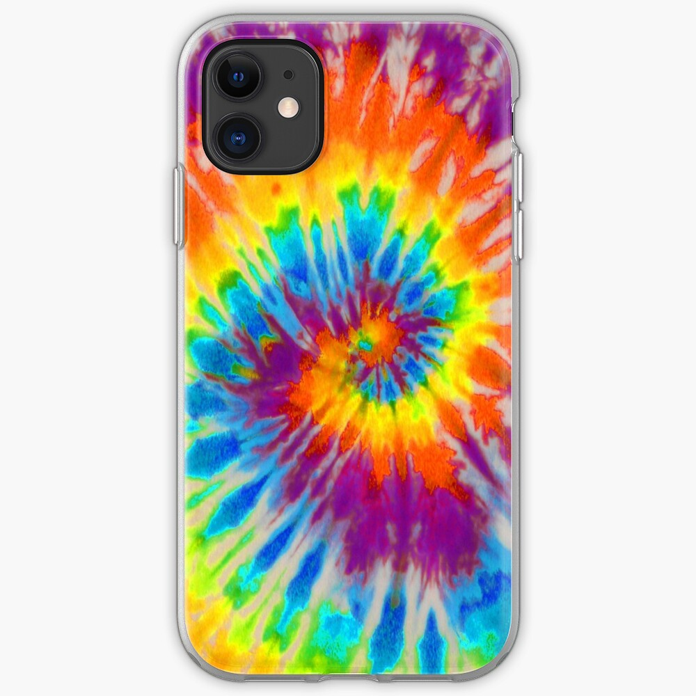 Tie Dye 3 iPhone Case & Cover