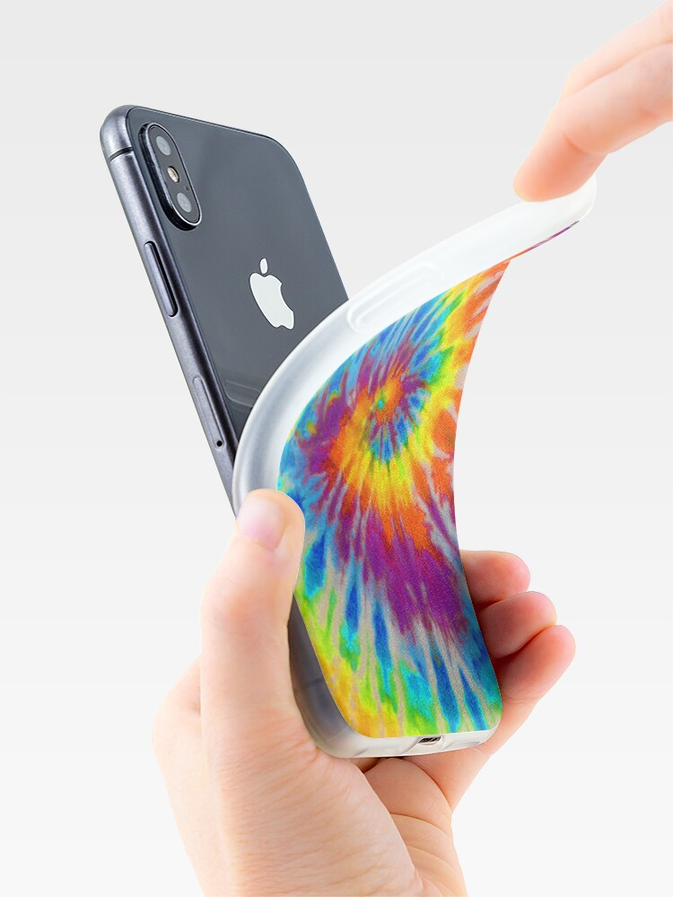 Alternate view of Tie Dye 3 iPhone Case & Cover
