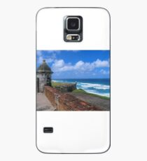 Old San Juan  Case/Skin for Samsung Galaxy