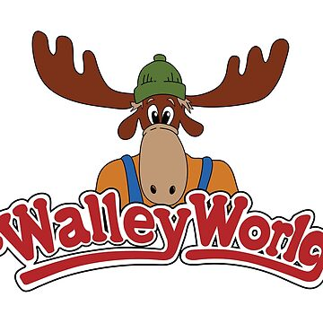 National Lampoon's - Walley World Logo HD by Purakushi