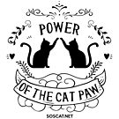 Power of the cat paw by bsilvia