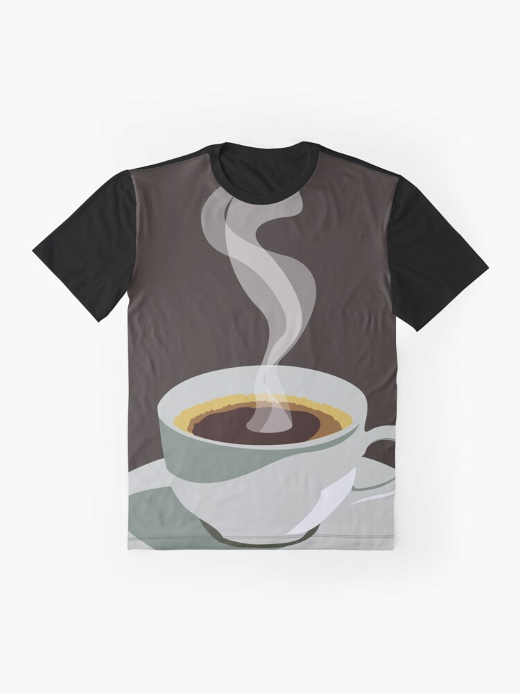 Alternate view of All Americano Graphic T-Shirt
