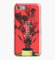 Morbid iPhone Case/Skin