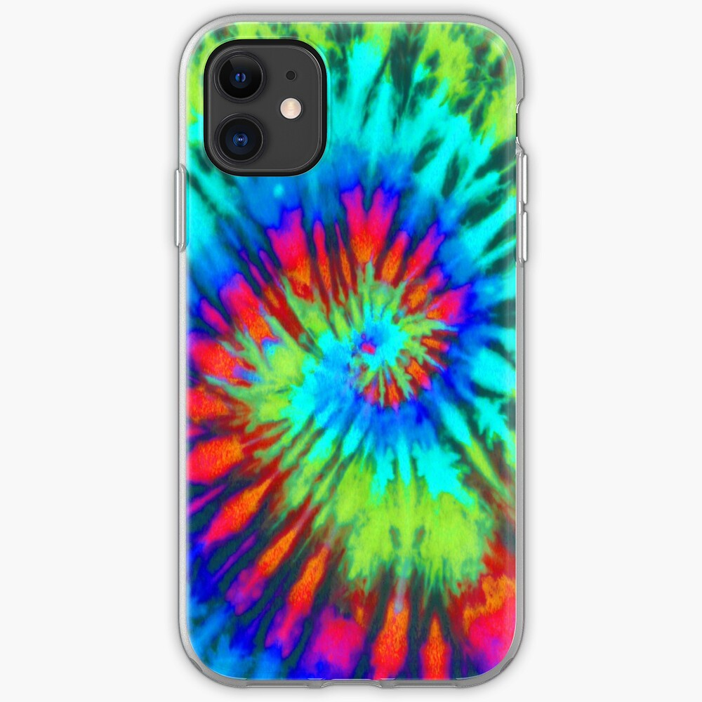 Tie Dye 5 iPhone Case & Cover