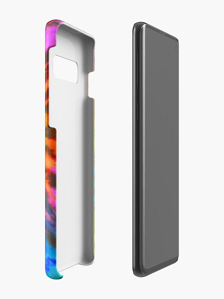 Alternate view of Tie Dye 6 Case & Skin for Samsung Galaxy