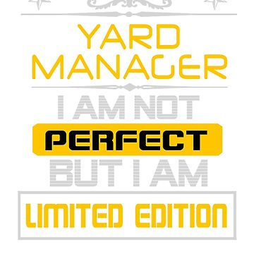 YARD MANAGER by sidneythin