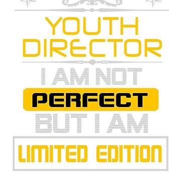 YOUTH DIRECTOR by sidneythin